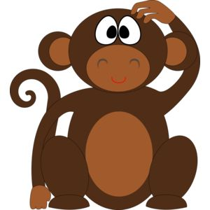 Cartoon Monkey Thumbnail